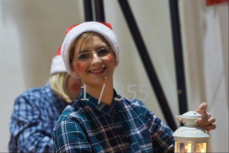Božićna predstva III.2015.