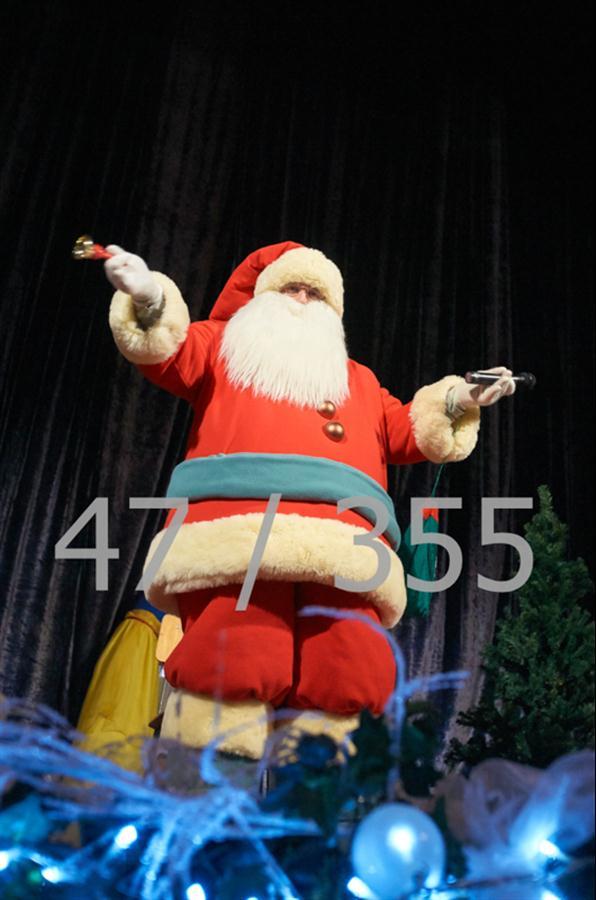Božićna predstava I.dio