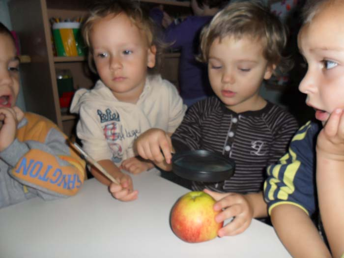 Igre s voćem