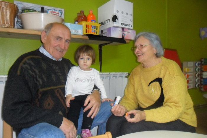 Tjedan baka i djedova u našem vrtiću