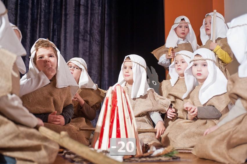 Božićna predstava 2013.