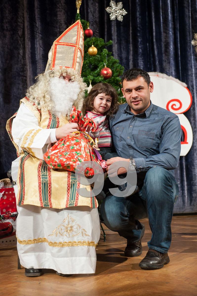 Božićna priredba 2014