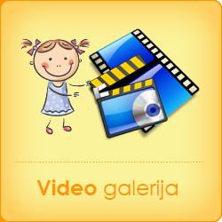 Vrtić Bjelovar - Video galerija